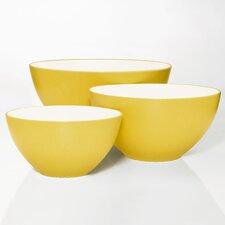 Colorwave 3 Piece Bowl Set