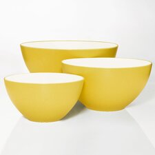 Colorwave 3-Piece Bowl Set