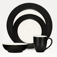 <strong>Noritake</strong> Colorwave Rim Dinnerware Set