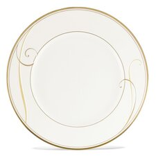 "Golden Wave 8.5"" Salad Plate"