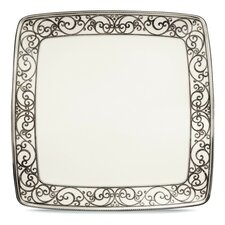 "Verano 10.25"" Large Square Accent Plate"