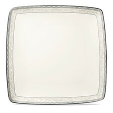 "Cirque 10.25"" Large Square Accent Plate"