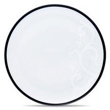 """Kismet Black 10.75"""" Dinner Plate"""