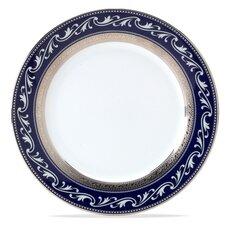 """Crestwood Cobalt Platinum 9"""" Accent Plate"""