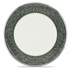 "Silver Palace 9"" Accent Plate"