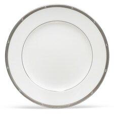 """Rochelle Platinum 10.5"""" Dinner Plate"""