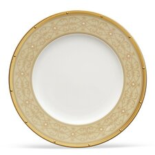 "Rochelle Gold 9"" Accent Plate"