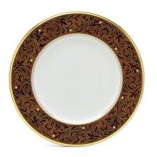 """Xavier Gold 10.75"""" Dinner Plate"""