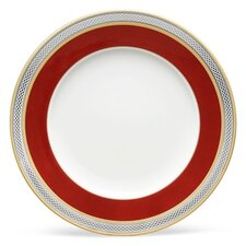 "Ruby Coronet 9"" Accent Plate"