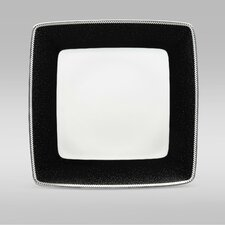 """Pearl Noir 7.5"""" Small Square Plate"""