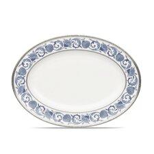 """Sonnet 14"""" Oval Platter"""