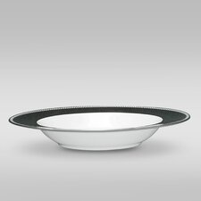 Pearl Noir 30 oz. Pasta Bowl