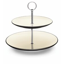 <strong>Noritake</strong> Colorwave Round Hostess Serving Tray