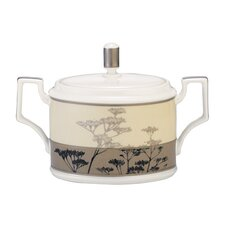 <strong>Noritake</strong> Twilight Meadow 11.5 oz. Sugar Bowl with Lid