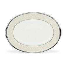 Silver Palace Oval Platter