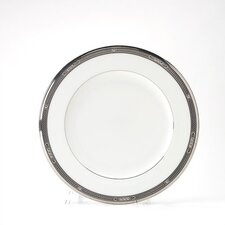"Chatelaine Platinum 10.75"" Dinner Plate"