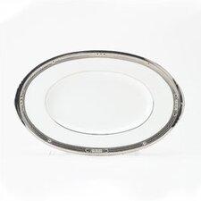 Chatelaine Platinum Butter Dish