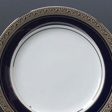 "<strong>Noritake</strong> Crestwood Cobalt Platinum 6.25"" Bread and Butter Plate"