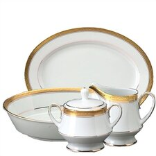 Crestwood Gold 5 Piece Completer Set
