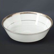<strong>Noritake</strong> Crestwood Platinum Vegetable Salad Bowl