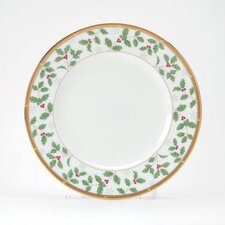 "Rochelle Gold 9"" Holiday Accent Plates (Set of 4)"