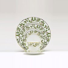 <strong>Noritake</strong> Holly and Berry Gold 5 Piece Place Setting