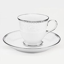 Abbeyville 3 oz. After Dinner Cup and Saucer
