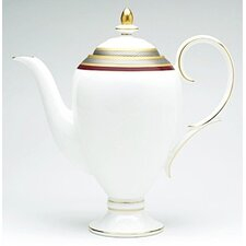 Ruby Coronet 46 oz. Coffee Server