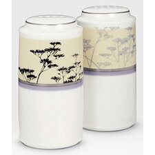 "<strong>Noritake</strong> Twilight Meadow 4"" Salt and Pepper Set"