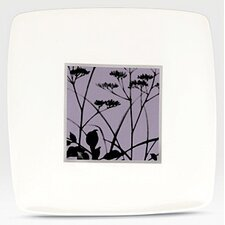 "Twilight Meadow 10.25"" Square Platter"