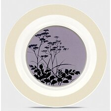 "Twilight Meadow 12.5"" Round Platter"