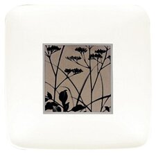 "Twilight Meadow 7.5"" Small Square Plate"