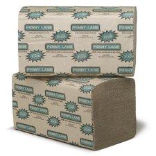 Single Fold Paper Towels - 250 Towels per Pack
