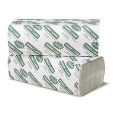 C-Fold Paper Towel in White