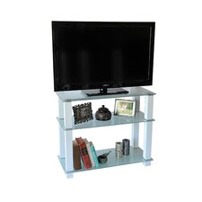 "White Lines 35"" TV Stand"