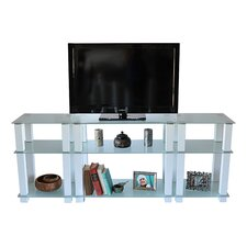 "White Lines 75"" TV Stand"