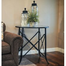 """Haven 30"""" Mirrored Table"""