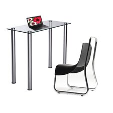 <strong>RTA Home And Office</strong> CT Computer/Laptop Desk Utility Desk