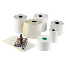 "2.25"" x 2400"" RegistRolls Thermal Point-of-Sale Roll in White"