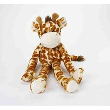 <strong>MultiPet</strong> Swingin Safari Giraffe Plush Toy