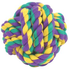<strong>MultiPet</strong> Medium Nuts for Knots Rope Dog Toy
