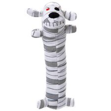 <strong>MultiPet</strong> Loofa Halloween Mummy Dog Toy