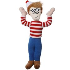 Where's Waldo Dog Toy