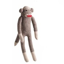 Sock Pals for Dogs Monkey