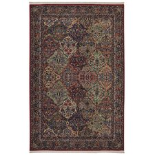 Karastan Multi Panel Kirman Rug