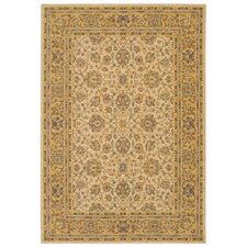 Sierra Mar Capri Maize Ivory Area Rug