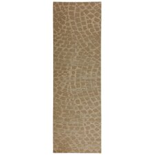 Evanescent Arezzo Light Camel Area Rug