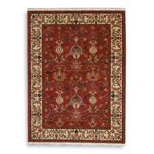English Manor William Morris Red Area Rug