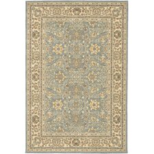 Sierra Mar Capri Robins Egg Blue Area Rug