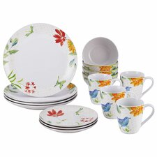 Al Fresco 16 Piece Dinnerware Set